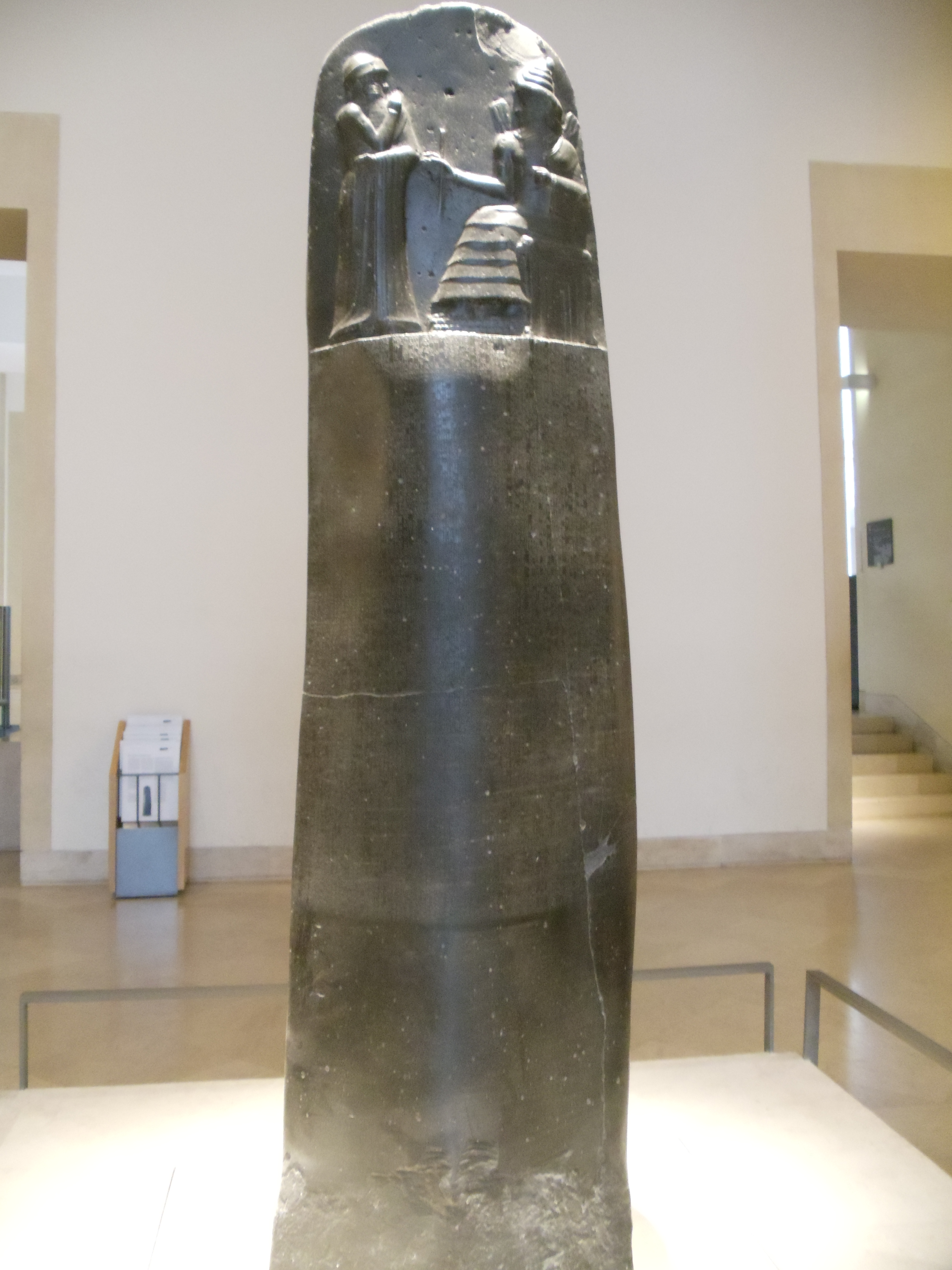 a glimpse at the code of hammurabi Mesopotamia review terms (the blue sheet on what was the significance of the code of hammurabi what provided historians and archaeologists with a glimpse.